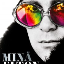 Minä Elton John -kansi